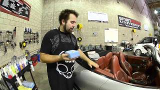 leather cleaning leather conditioning how to leather cleaner chemical guys