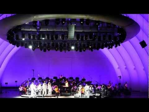 Going to a Go-Go, Smokey Robinson at Hollywood Bowl, July 21, 2012