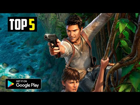 Top 5 Best Adventure Games For Android 2020 | High Graphics | Part 1