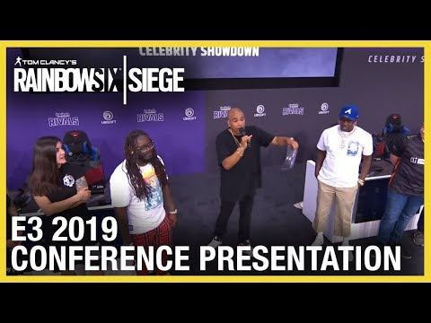 Rainbow Six Siege: Lil Yachty & T-Pain Celebrity Showdown