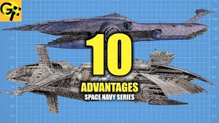 10 ADVANTAGES Separatist Droid Navy | BEST SPACE NAVY SERIES