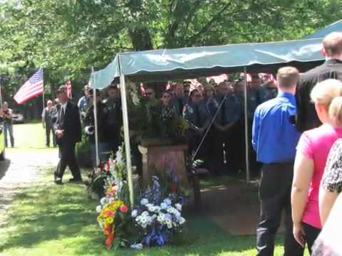 Deputy Sam Smith Funeral And Burial