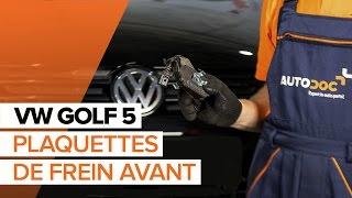 Réparation VW GOLF par soi-même - voiture guide vidéo