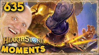 Gamelosing Interaction (NO FAKE)!! | Hearthstone Daily Moments Ep. 635