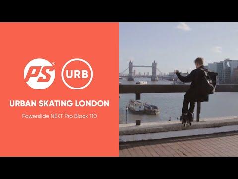 Next Pro Black 110 - Urban Skating London