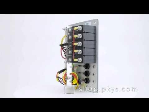 Blue Sea Systems 8023 Circuit Breaker Panel