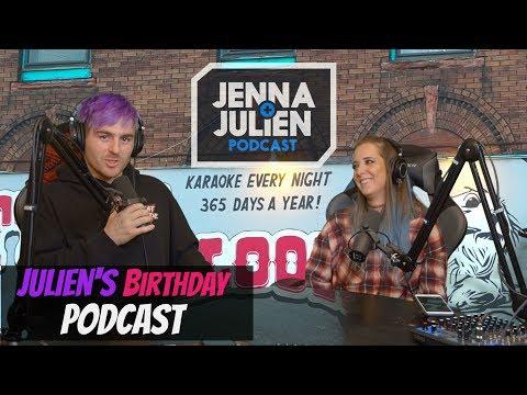 Podcast #183 - Julien's Birthday Podcast