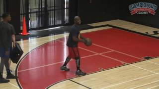 Dynamic Perimeter Player Workout - Tarik Robinson