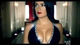 Salma Hayek - Campari commercial