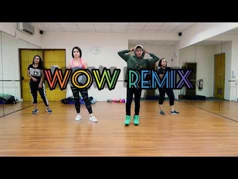 Post Malone - Wow. (Remix) feat Roddy Ricch  Tyga (Choreography) DANCE FITNESS    At PHKT Balikpapan