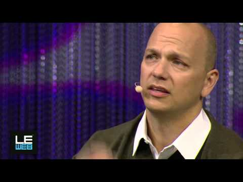 Tony Fadell, Founder & CEO, Nest Labs, Inc.& Stuart Dredge, The Guardian - LeWeb'13 Paris -