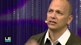 Tony Fadell, Founder & CEO, Nest Labs, Inc.& Stuart Dredge, The Guardian - LeWeb