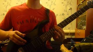 System of a down - Cigaro (Guitar Cover)