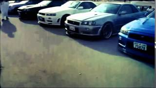 JDM UAE MEET 2K15 (Dubai Cricket Stadium)