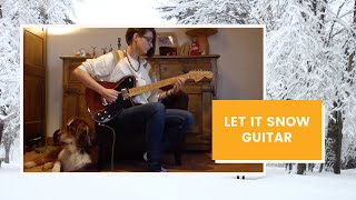 Let it snow - Guitar