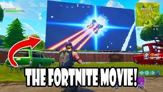 THE RISKY REELS MOVIE! FORTNITE MOVIE RELEASED! DANCE BATTLE! OMEGA VS CARBIDE FULL MOVIE!