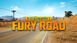 If PUBG was Mad Max: Fury Road... (PlayerUnknown's Battlegrounds Cinematic)