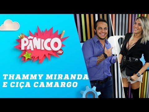 Thammy Miranda - Pânico - 16/05/18