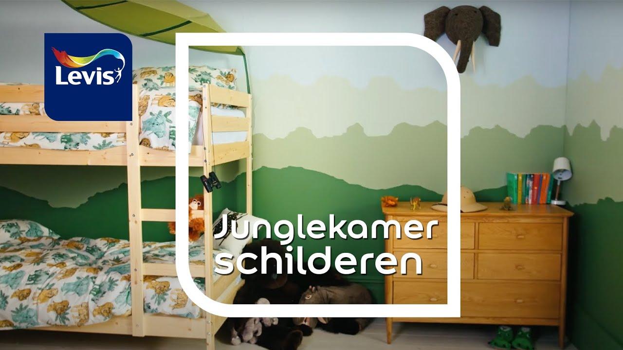 Levis junglekamer youtube