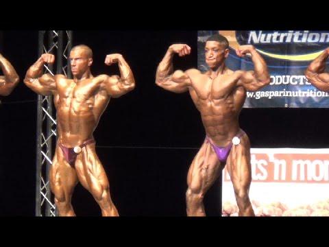 2014 IFPA Gaspari Pro Men's Pro Bodybuilding Heavyweights