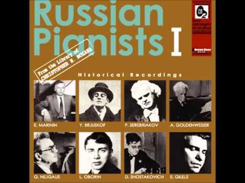 Chopin: Scherzo #2 in B-flat minor, Op. 31 - Yevgeny Malinin