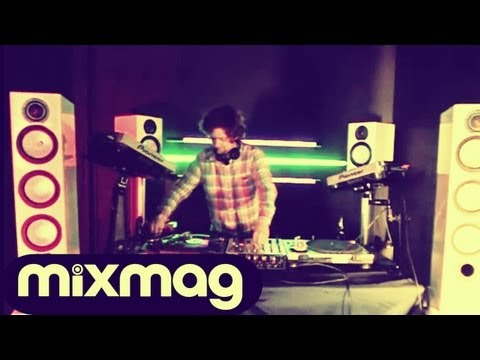 Prins Thomas nu disco set in Mixmag's Lab
