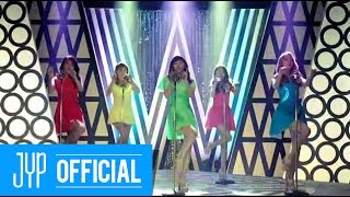"Wonder Girls ""Nobody ~(あなた​しか見えない ~) (Japanese ver.)"" M/V"