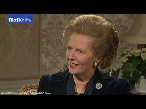 Margaret Thatcher would 'do business with' Mikhail Gorbachev