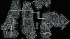 GTA IV - Maps