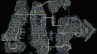 GTA IV - Maps