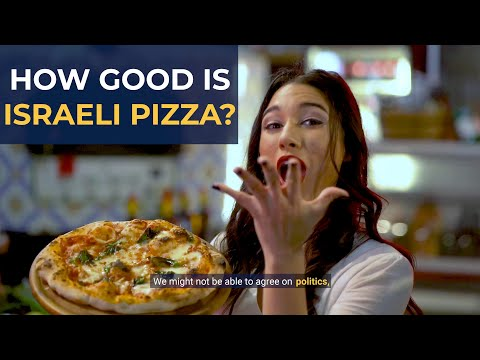 How Good Is Israeli Pizza?