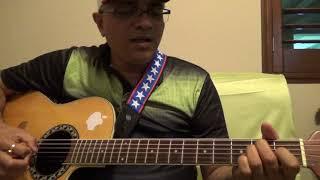 Tum Bin Jaoon Kahan (M: RD Burman S: Kishore Kumar, Mohd Rafi) guitar lead & chords lesson by Suresh