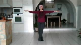 Danse classique - Variation de Noël en musique pour 10 12ans