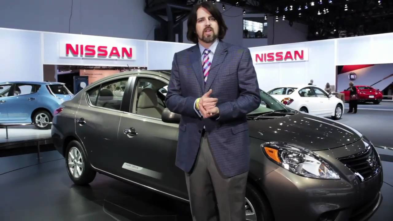 Auto Show Review: 2012 Nissan Versa