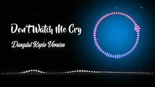 Download Lagu Don't Watch Me Cry - Jorja Smith   Dangdut Koplo mp3