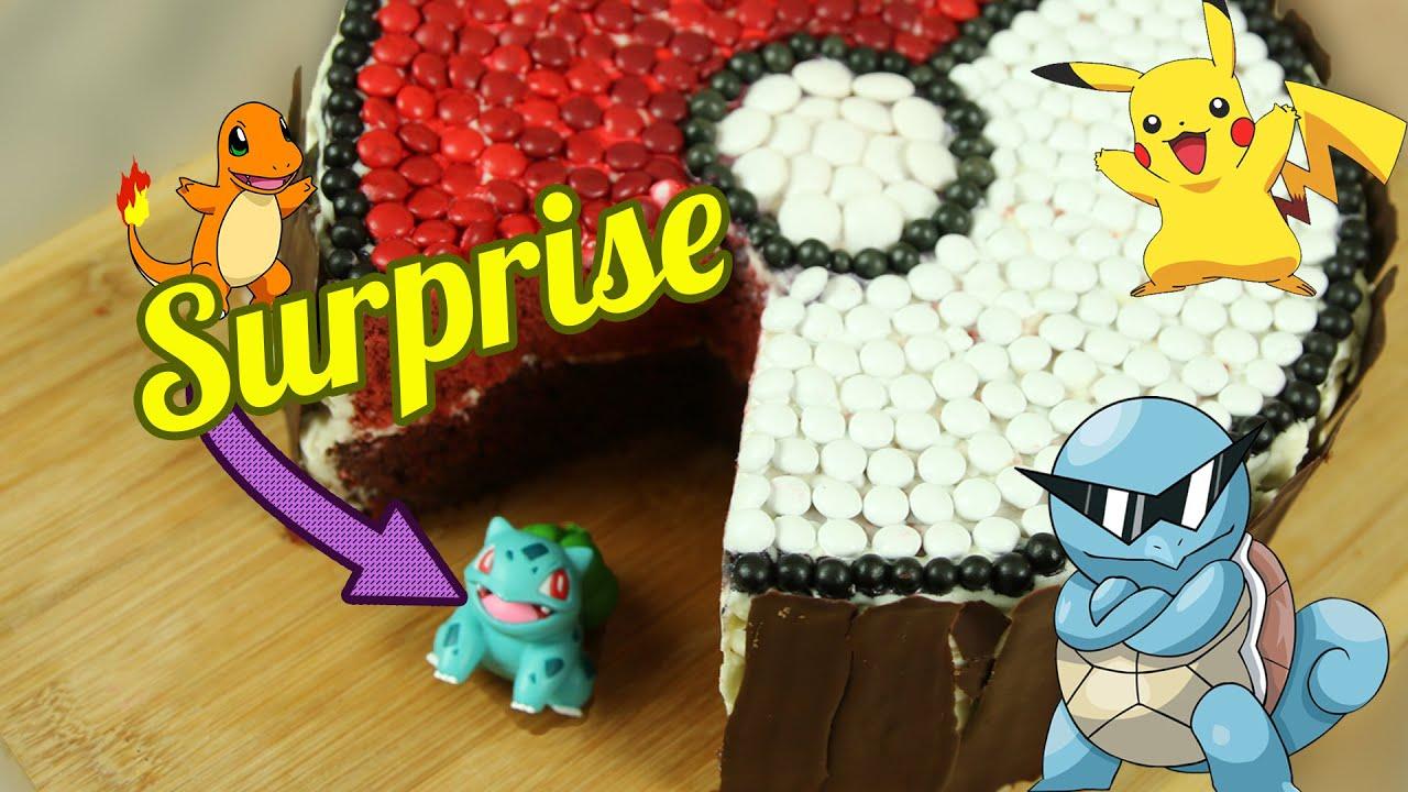 Pastel sorpresa para cumplea os pokemons musas los - Sorpresas de cumpleanos ...