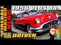 1956 OLDSMOBILE 88 Action Review! - FMV314
