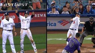 MLB.com Fastcast: Yelich's cycle, Joc's 2 HRs: 9/17/18