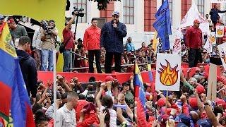 فينزويلا: 1.85 مليون توقيع لإجراء استفتاء لإقالة مادورو    3-5-2016