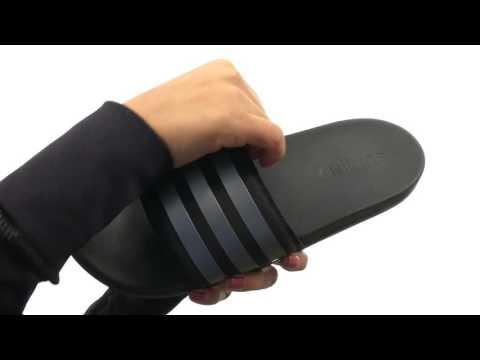 7cbee710c adidas Adilette Supercloud Plus SKU 8555362 - YouTube