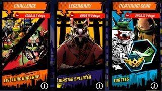 - Teenage Mutant Ninja Turtles Legends. TURTLES