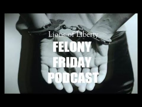 Felony Friday 078 - Johnny Adams on the Drug War, Hate Speech and Childrens Rights