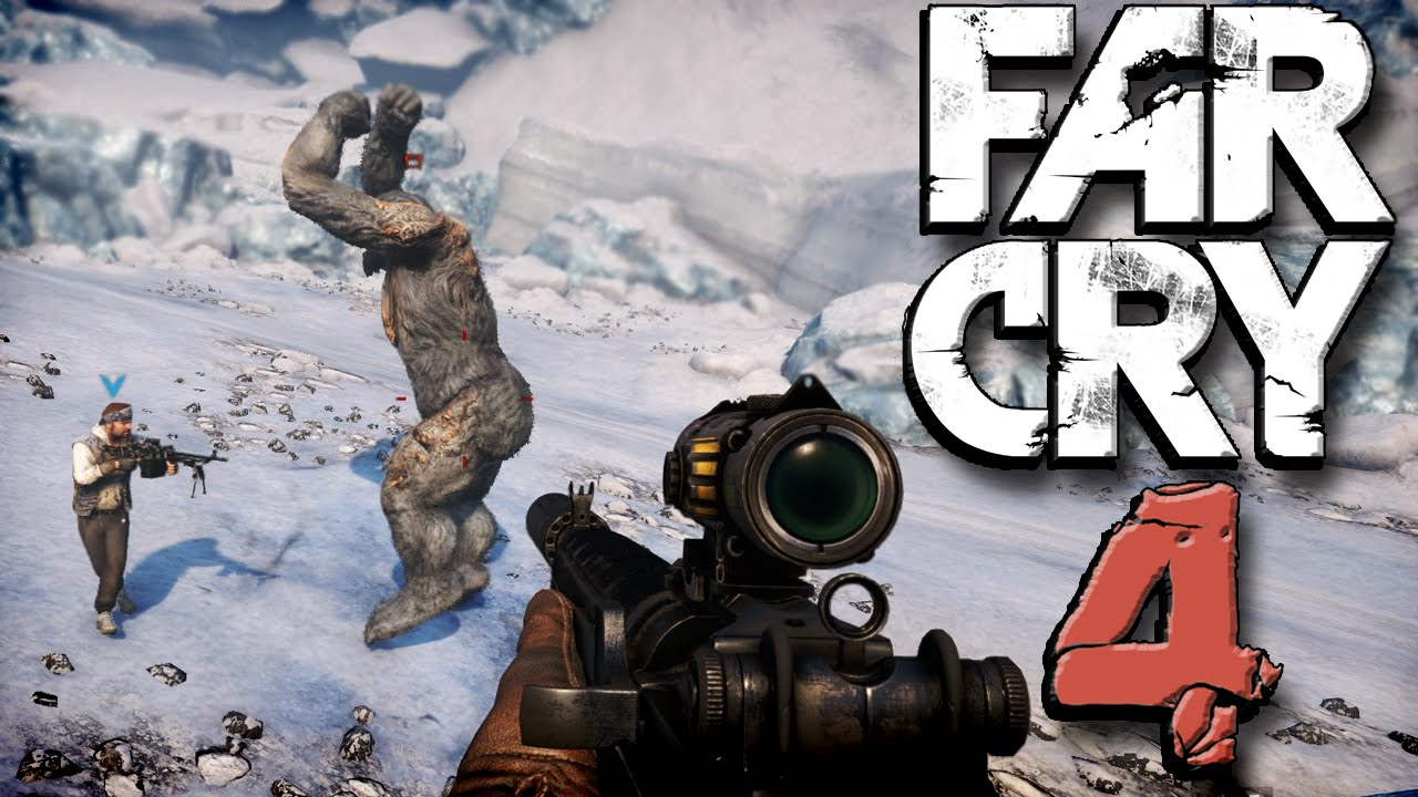 far cry 4 yeti dlc co op
