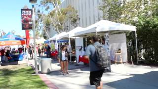 2013 Entreprenuer Day at San Diego State University