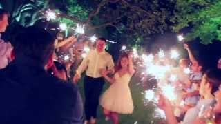 Amazing Backyard Wedding Reception :: OKC Wedding Video