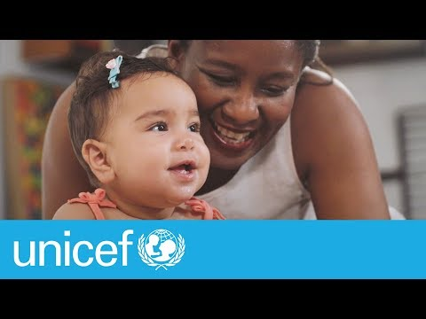 Baby talk: Mini Parenting Master Class | UNICEF Parenting