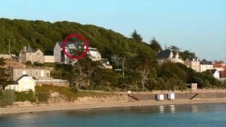 Location vacances appartement à louer Erquy (22430) Particulier Face à la mer Visite du Cap d'Erquy