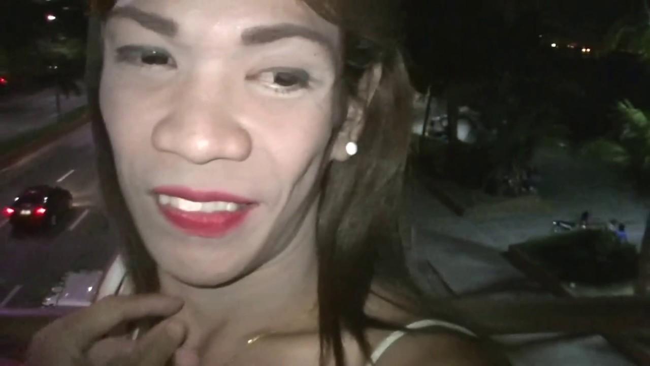 Philippine lady boy