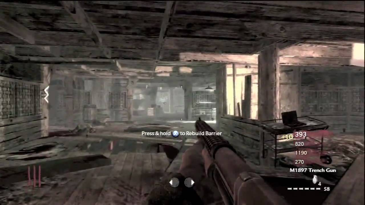 Call of Duty 5 World at War - Map Pack 2 - Shi No Numa - Part I
