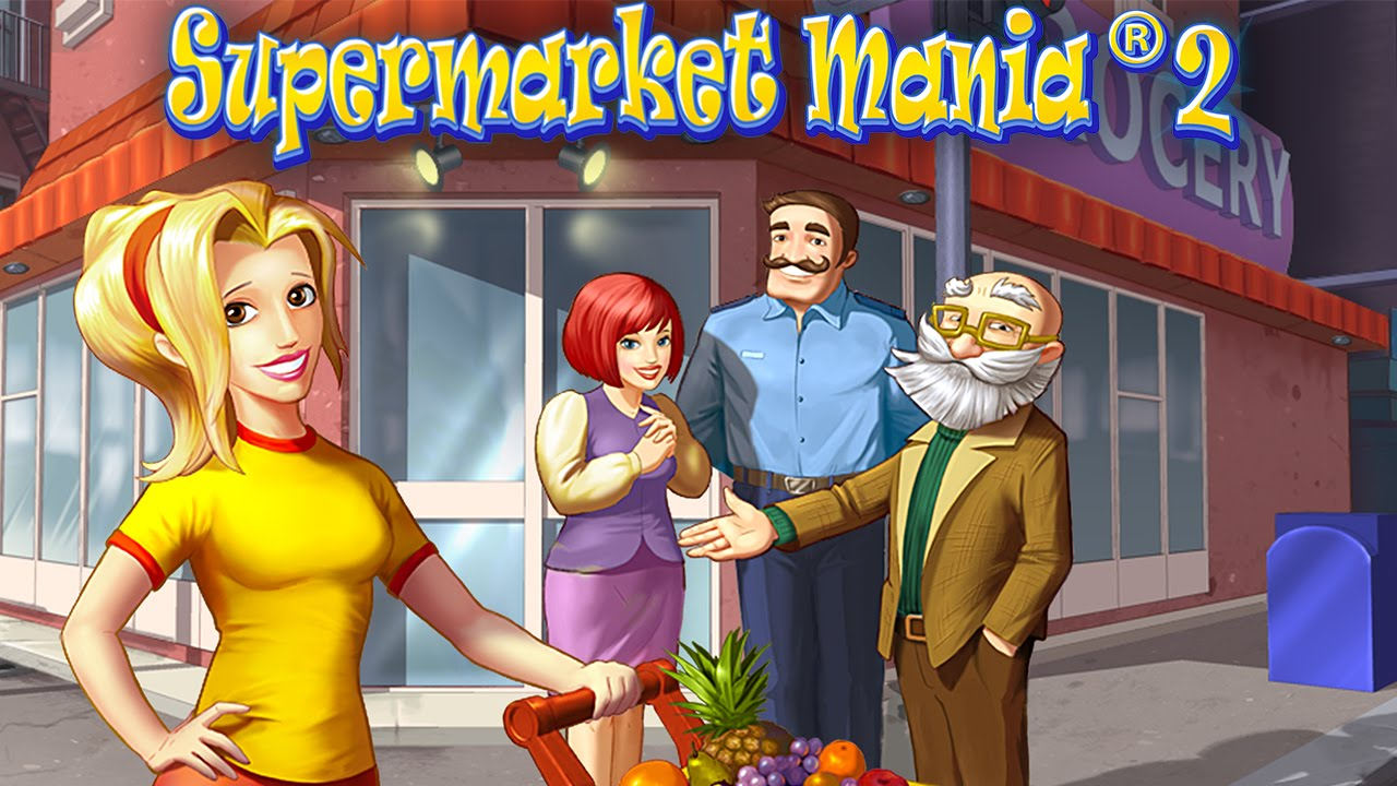 Supermarket Mania 2 for Android